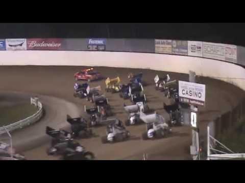 Skagit Speedway, Dirt Cup 2016, Night 2, ASCS National Series A-Main