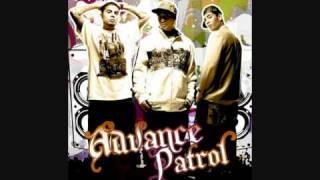 Advance Patrol - Plötsligt kom tystnaden