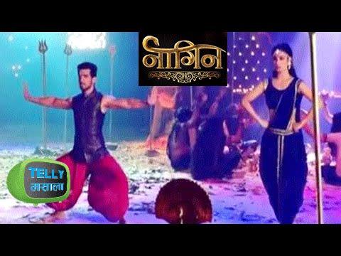 (Video) Shivanya and Ritik Perform Shiv Tandav In Naagin   Dance Performance