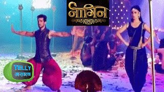 (Video) Shivanya and Ritik Perform Shiv Tandav In Naagin | Dance Performance