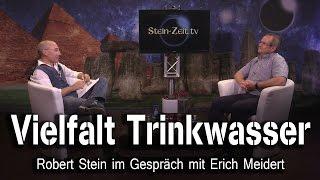 Vielfalt Trinkwasser - Erich Meidert bei SteinZeit
