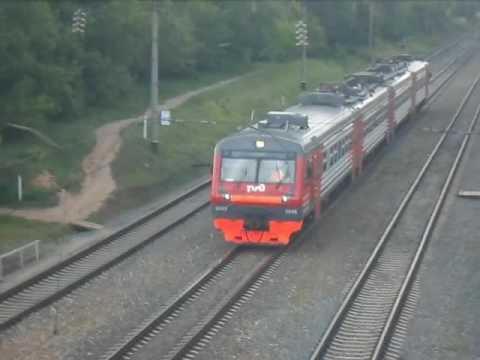 Электропоезд ЭД9Э-0048
