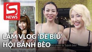 Quỳnh Anh Shyn bị chỉ trích khi làm vlog 'dè bỉu' hội bánh bèo