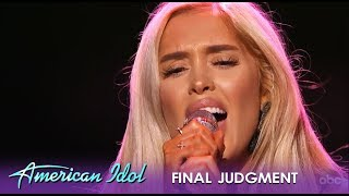 Laci Kaye Booth: This Country Girl WOWS The Judges In Hawaii! | American Idol 2019