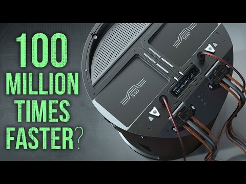 What Does This 100 Million Times Faster Computer Mean For Gamers?