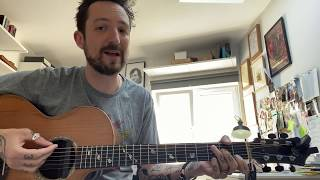 Frank Turner - Try This At Home Video Series Part 9: I Am Disappeared