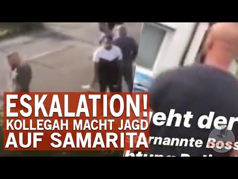 Eskalation - Kollegah steht vor Samaritas Haustür!