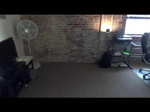 Tour of my Loft Apartment (1900's Warehouse)