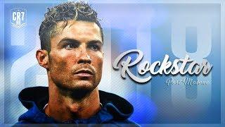 Cristiano Ronaldo 2018 - Rockstar - Post Malone ft. 21 Savage | Skills & Goals