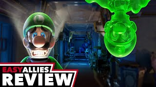 Luigi's Mansion 3 - Easy Allies Review (Video Game Video Review)