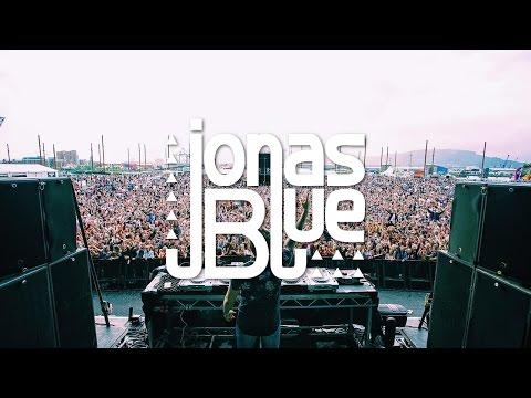 Jonas Blue in Madrid, Finland & Belfast June 2016