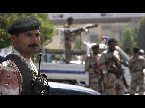 تفجير يستهدف أحد المساجد جنوب غرب باكستان ويخلف 13 قتيلا على الأقل…