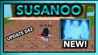 HOW TO GET SUSANOO SCROLL!!|NEW KEKKEI GENKAI SLOT|ROBLOX Naruto RPG- Beyond |