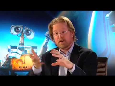 WallE Interview with Andrew Stanton