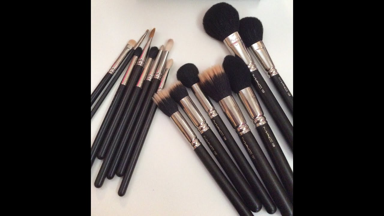 must have mac face makeup brushes saubhaya makeup