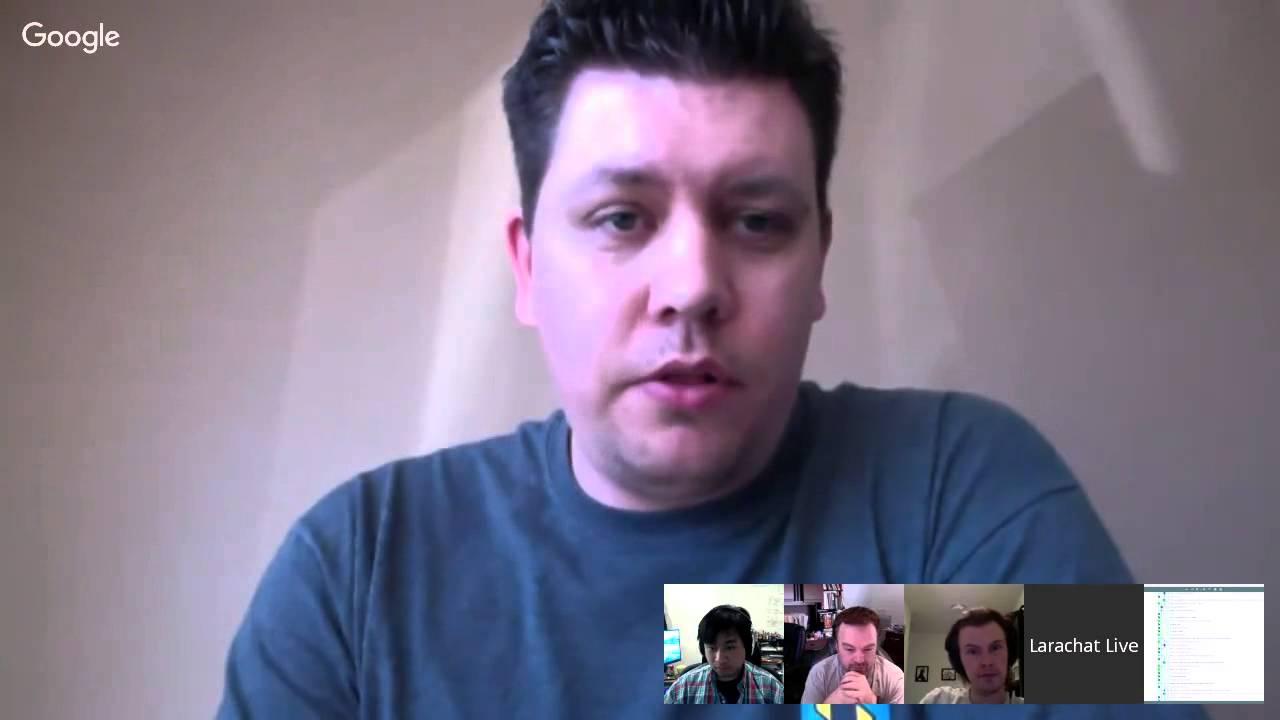LaraChat Live - Episode 4 - Tools, Tools, Tools!
