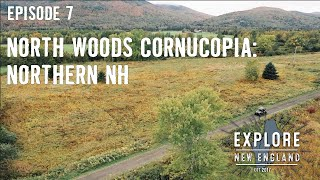 Great North Woods, NH: Fąll Paddling, Camping, ATV (full episode)