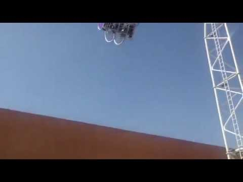 Download GMAX Reverse Bungy Testing @ Mall of Arabia Cairo