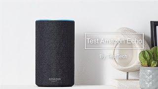 [Avant première] Amazon Echo avec Alexa en français