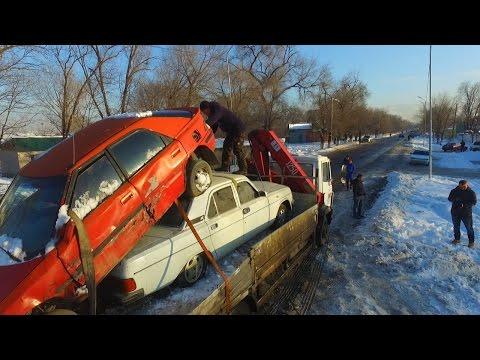 Передвижные пункты приема старых авто в утиль начали работу в РК
