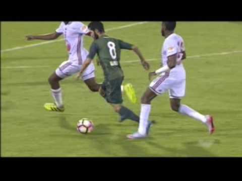 Goal By Sebastian Sacha AGL 10 Emirates vs Sharjah