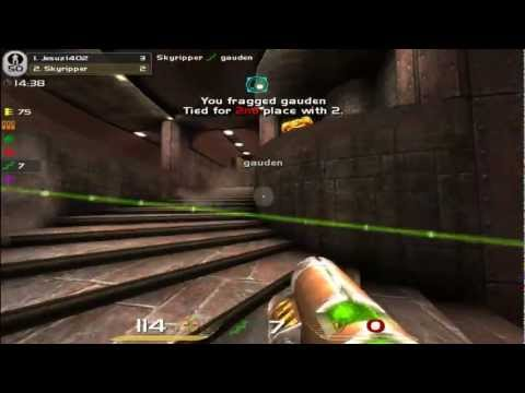 Quake Live Gameplay PVP (Free to Play Browser Game) [HD]