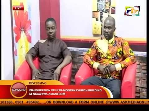 Captain Mini City publicity on Royal TV