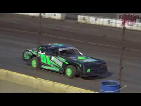 Mid America Clash 5 -Night Two- Salina Speedway 9-30-17 Stock Car Heats