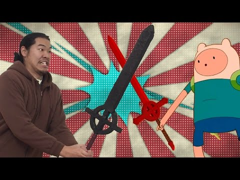 Can You Make a SWORD out of BLOOD?! | Sufficiently Advanced