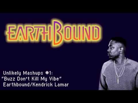 Unlikely Mashups: Earthbound Vs Kendrick Lamar -