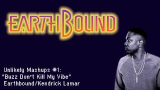 "Unlikely Mashups: Earthbound Vs Kendrick Lamar - ""Buzz Don"