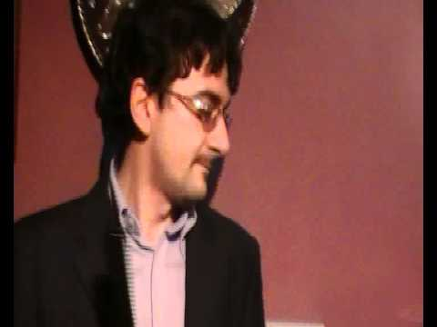 Luca Gargiulo alla quarta serata del Karaoke Match Volume 3