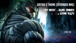 Crysis 2 Theme Suite [Ext. RMX] - GRV Music + Hans Zimmer & Lorne Balfe