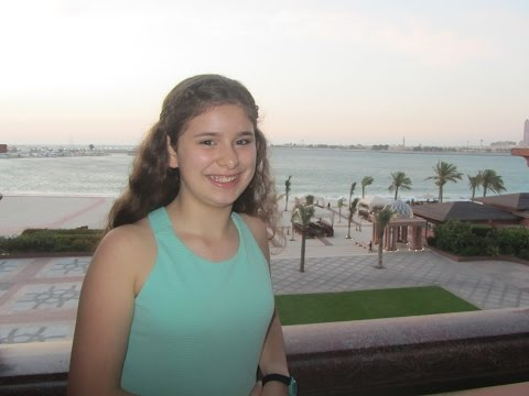 My UAE Dream   DINNER AT EMIRATES PALACE!!!