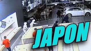 ROBOS a Tiendas APPLE Aumentan! | Causa SAMSUNG Note 7 Explotara | TOKIO JAPON [By JAPANISTECH]
