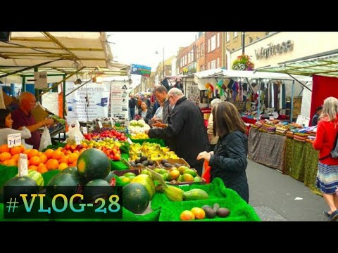 #promeskitchen #sylhetimum #dalston Walking Through Ridley Road Market, Dalston, Hackney,London