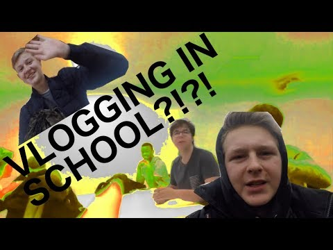 FIRST EVER SCHOOL VLOG IN DENMARK!!!