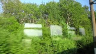 Светлогорск Калининград. Через президентскую трассу(, 2011-06-18T22:32:40.000Z)