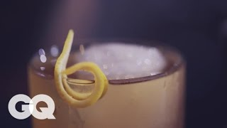 watch what happens when a street artist inspires the collaboration of a top chef and bartender