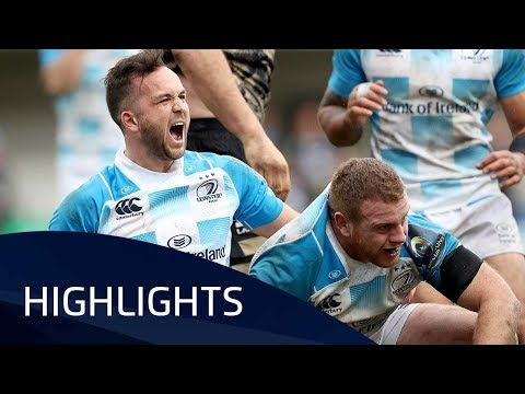 Montpellier v Leinster Rugby (P3) - Highlights – 20.01.2018