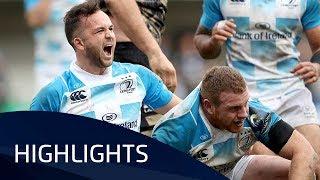 Montpellier v Leinster Rugby (P3) - Highlights – 20.01.2018