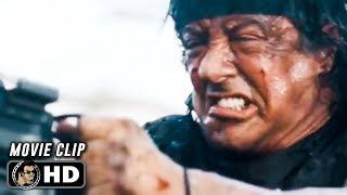 RAMBO Clip - Final Battle (2008) Sylvester Stallone