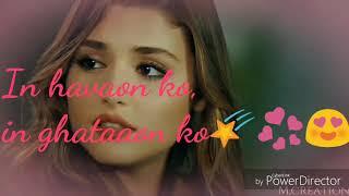 Hayat and murat best song , tum jo keh do toh..........whatsapp status song