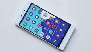 Huawei P8: тонкий и красивый, почему iPhone 6 не такой(Huawei выпустил тонкий смартфон P8, где не торчит камера, антенны аккуратно проходят вдоль корпуса и в отличие..., 2015-06-10T16:50:56.000Z)