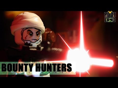 LEGO STAR WARS BOUNTY HUNTERS