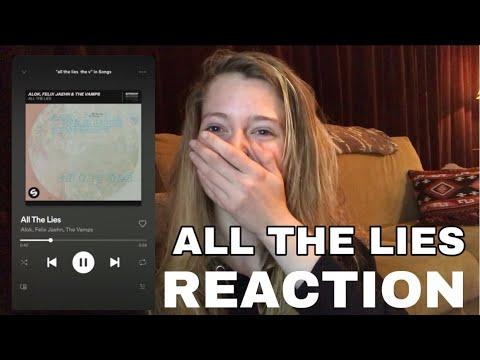 All The Lies the vampsalokfelixjaehn REACTION