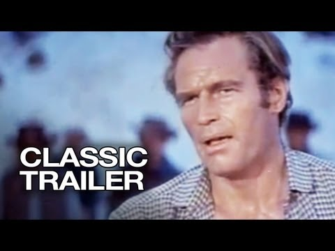 The Big Country (1958) Official Trailer - Charlton Heston, Gregory Peck Movie HD videó letöltés