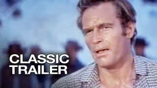 The Big Country Official Trailer #1 - Charlton Heston Movie (1958)