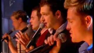 Westlife - Total Eclipes Of the Heart [official video]