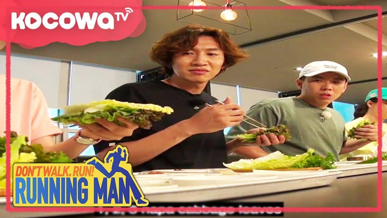 [Running Man] E358_0709_SoMin eats a giant